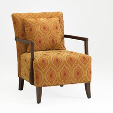 <strong>Comfort Pointe</strong> Dante Chenille Arm Chair