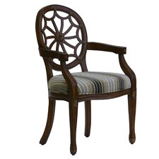 Addison Chenille Arm Chair