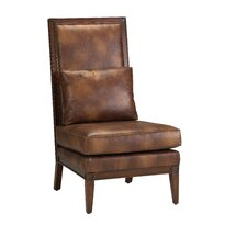 <strong>Comfort Pointe</strong> Abbott Bonded Leather Parson Chair