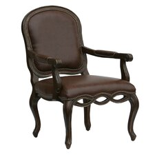 <strong>Comfort Pointe</strong> Oxford Arm Chair