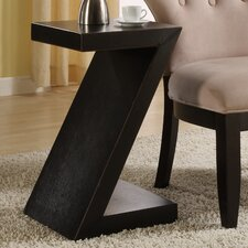 "Accent ""Z"" End Table"