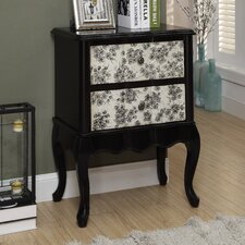 <strong>Coast to Coast Imports LLC</strong> 2 Drawer Chest