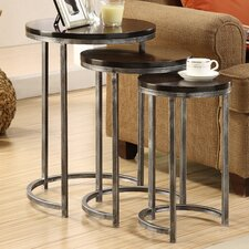 <strong>Coast to Coast Imports LLC</strong> 3 Piece Nesting Tables