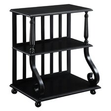 "<strong>Coast to Coast Imports LLC</strong> 28.25"" Bookcase"