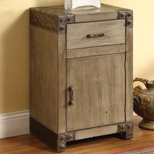 <strong>Coast to Coast Imports LLC</strong> 1 Drawer 1 Door Cabinet