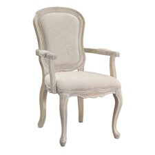 Accent Arm Chair in Beige