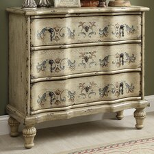 <strong>Coast to Coast Imports LLC</strong> 3 Drawer Chest