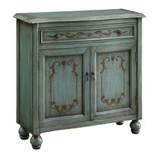 <strong>Coast to Coast Imports LLC</strong> 1 Drawer Accent Chest