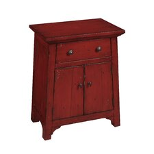 <strong>Coast to Coast Imports LLC</strong> 1 Drawer 2 Door Cabinet