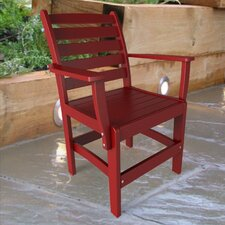 <strong>Malibu Outdoor Living</strong> Maywood Dining Arm Chair