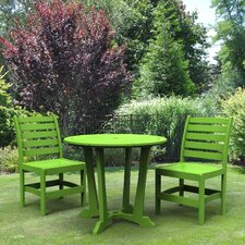 Laguna 3 Piece Dining Set