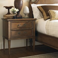 <strong>Lexington</strong> Quail Hollow 2 Drawer Nightstand