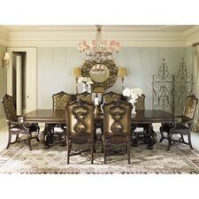 Florentino Bertone 9 Piece Dining Set