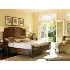 <strong>Lexington</strong> St. Tropez Avalon Panel Bedroom Collection