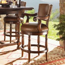 Fieldale Lodge Pinnacle Counter Stool