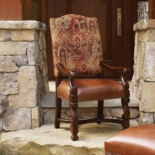 Fieldale Lodge Aspen Arm Chair