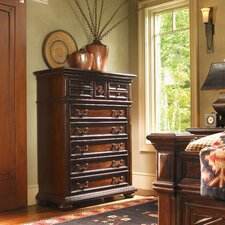 <strong>Lexington</strong> Fieldale Lodge Cypress 8 Drawer Chest