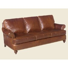 Calvin Leather Sofa
