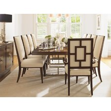 Mirage Monroe 11 Piece Dining Set