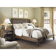 <strong>Lexington</strong> Quail Hollow Ashland Sleigh Bedroom Collection