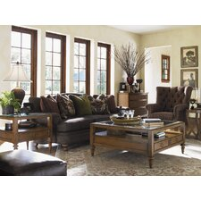 Quail Hollow Coffee Table Set