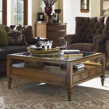 <strong>Lexington</strong> Quail Hollow Powell Coffee Table