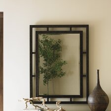 <strong>Lexington</strong> Monterey Sands Salinas Rectangular Mirror
