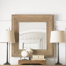 "<strong>Lexington</strong> Monterey Sands 42.5"" H x 42.5"" W Spyglass Square Mirror"