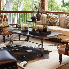 Fieldale Lodge Coffee Table Set