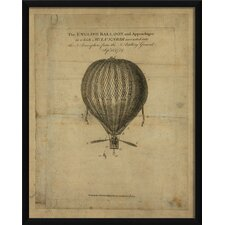 The English Balloon and Appendages Wall Art