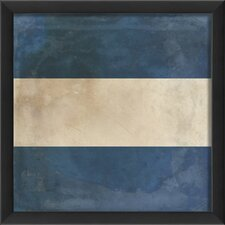 <strong>Blueprint Artwork</strong> Signal Flag J Wall Art