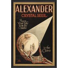 <strong>Blueprint Artwork</strong> Alexander Crystal Seer Wall Art