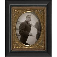 HG Wells Tintype Framed Photographic Print