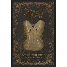 Cabaret Theatre Wall Art