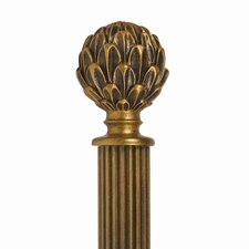Fashion Avenue Olympia Curtain Finial