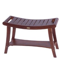 Harmony Teak Asia Shower Bench
