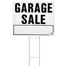 "20"" x 24"" Garage Sale Lawn Sign"