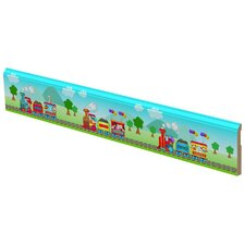 Circus Trains Wall Trim