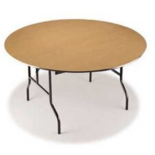 "F Series 72"" Round Folding Table"