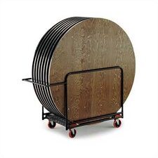 "<strong>Midwest Folding Products</strong> Heavy Duty Table Caddy for 48"" to 72"" Round Tables"
