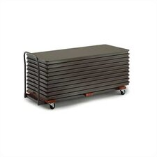 "<strong>Midwest Folding Products</strong> Standard Table Caddy for 96"" Rectangular Tables"