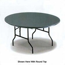 "<strong>Midwest Folding Products</strong> 30/60"" NLW Series Serpentine Folding Table"