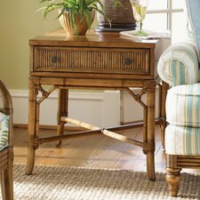 <strong>Tommy Bahama Home</strong> Beach House Heron End Table
