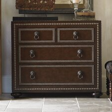 Landara Bluewater 4 Drawer Hall Chest