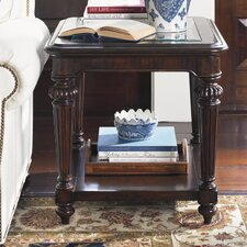 Island Traditions Sheffield End Table