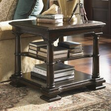 Island Traditions Devonshire Open End Table