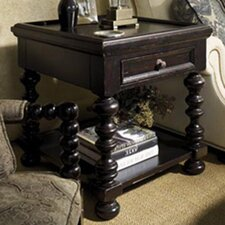 Kingstown Explorer End Table