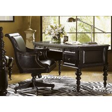 <strong>Tommy Bahama Home</strong> Kingstown Standard Desk Office Suite