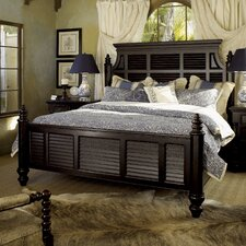 <strong>Tommy Bahama Home</strong> Kingstown Malabar Panel Bed