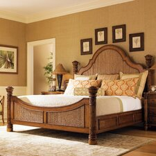 <strong>Tommy Bahama Home</strong> Island Estate Panel Bedroom Collection